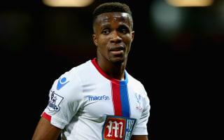 Pardew: Zaha not going to Tottenham