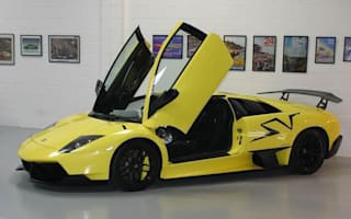 Extremely rare Lamborghini Murcielago SV offered by Super Veloce Racing