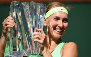 Doubles joy kept me going - Indian Wells champion Vesnina considered quitting