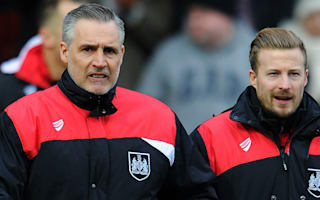 Bristol City v West Brom: Upset could strengthen Pemberton's claim