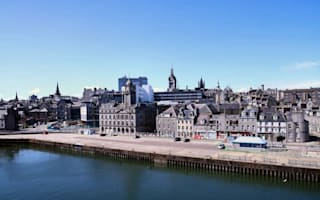 The Scottish city where house prices are dropping dramatically