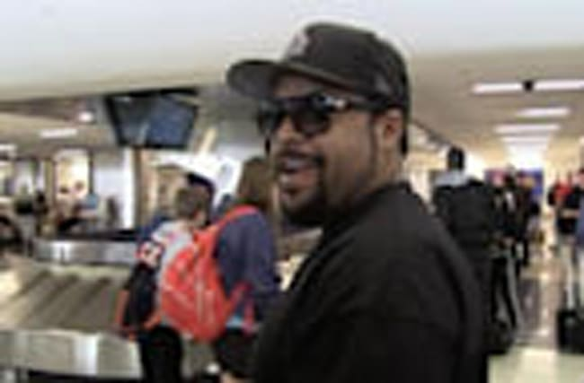 Ice Cube -- RAIDER NATION FOR LIFE ... Even In Vegas??