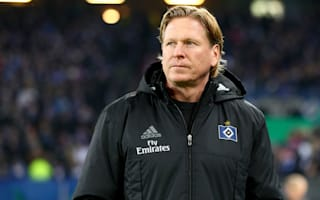 Gisdol extends contract with struggling Hamburg