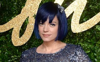 Lily Allen tells Tommy Robinson: 'you will be hearing from my legal team' in Twitter row over migration