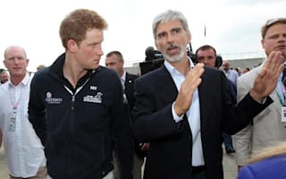 Damon Hill wants 55 mph limit
