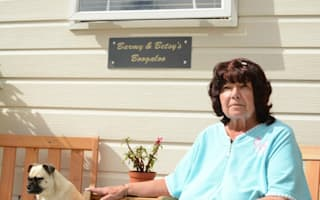 Grandmother ordered to demolish granny annex in the garden