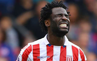Unsettled Bony told to knuckle down and earn Stoke place