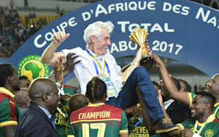 AFCON glory gives Cameroon rankings surge