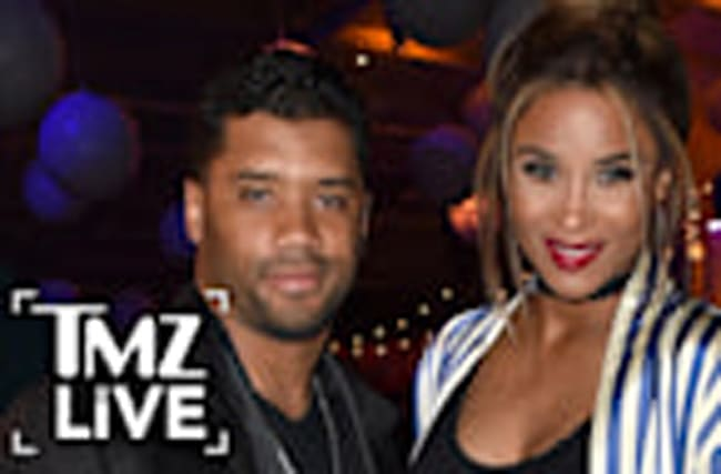 Ciara & Russell Wilson: Look At Us I TMZ LIVE