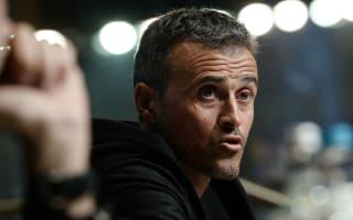 Luis Enrique ignores Madrid struggles to focus on Barcelona