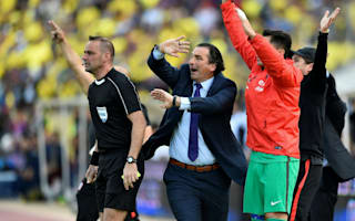 Pizzi assumes responsibility for Chile defeat