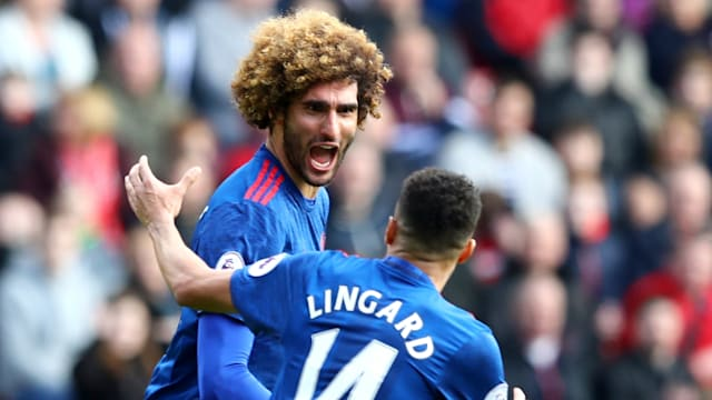 English Premier League result: Manchester United go 5th after Middlesbrough win