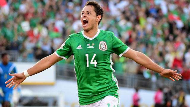 Chicharito sets Mexico's all-time goal record