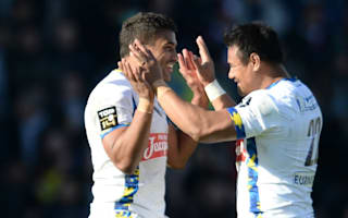 Clermont pull clear with comeback win, Picamoles hurt in Toulouse triumph