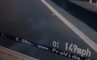 Driver clocked at 149mph on M6 Toll