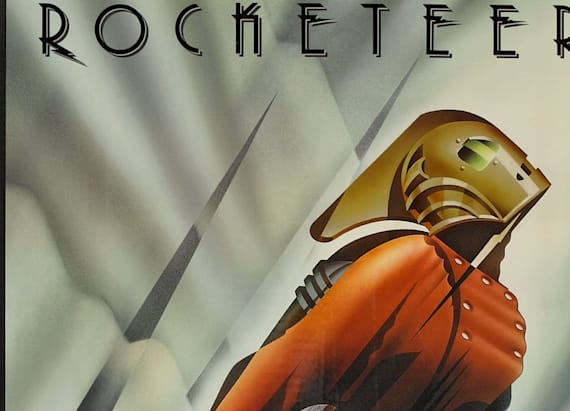 'The Rocketeer' reboot in the works from Disney