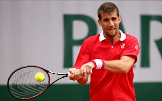 Klizan and Garcia-Lopez cruise into last eight