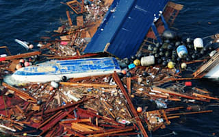 Island of Japan tsunami debris the size of Texas floats to America