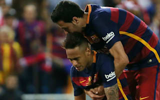 Busquets confident Neymar will continue at Barcelona