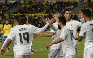 La Liga Review: Narrow escape for Madrid, Sevilla edge Villarreal thriller