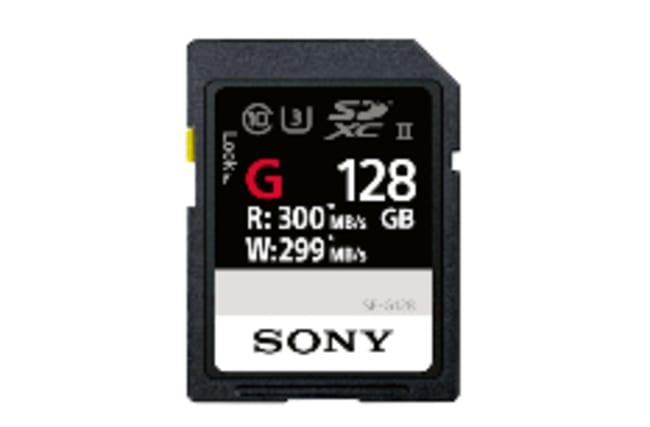 299 MB/s: SD-Karte von Sony bricht Geschwindigkeitsrekord