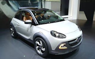Vauxhall Adam convertible could arrive as early as 2014