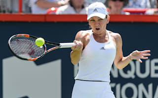 Halep reigns supreme in Canada
