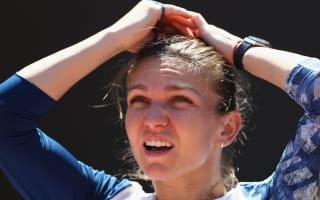 Torn ankle ligament leaves Halep 50-50 for Roland Garros