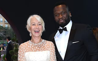50 Cent says Helen Mirren 'turns me on' in flirty post