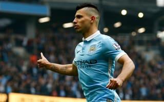 Aguero hints at Manchester City exit
