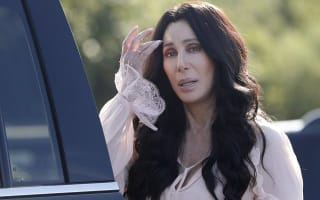 I'm traumatised by Trump, says Cher, warning that this election will 'change America'