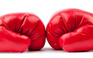 Boxing gloves are on for Clegg