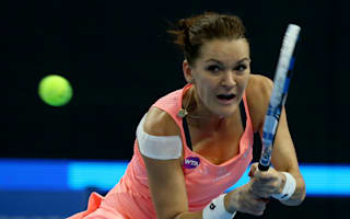 Radwanska to meet Konta in Beijing final