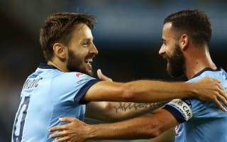 Sydney FC 2 Brisbane Roar 0: 10-man Sky Blues extend lead