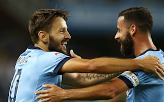 Sydney FC 2 Brisbane Roar 0: 10-man Sky Blues extend lead