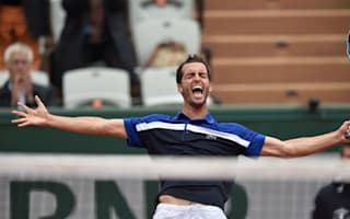 Ramos-Vinolas, Gasquet pull off surprise wins