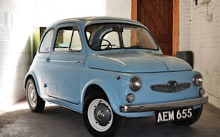 Ultra-rare Steyr Puch 500 to go under the hammer