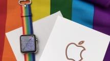 Apple tiene una pulsera para su Watch con motivo del orgullo LGBT