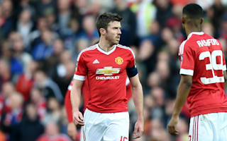 Carrick: Manchester United live to fight another day