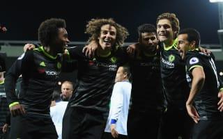 David Luiz revels in 'dream come true' as Chelsea celebrate title triumph