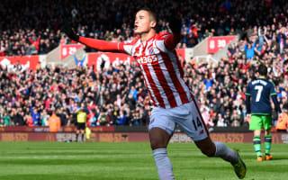 Afellay signs Stoke renewal until 2019
