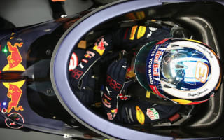 Red Bull Racing is testing its cockpit 'aeroscreen' at the Russian Grand Prix