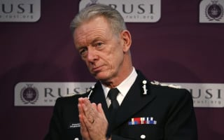 Next Metropolitan Police Commissioner about to be named