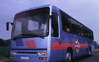 Coach drivers spark terror by switching seats at 60mph