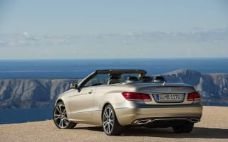 Mercedes refreshes E-Class Coupe and Cabriolet