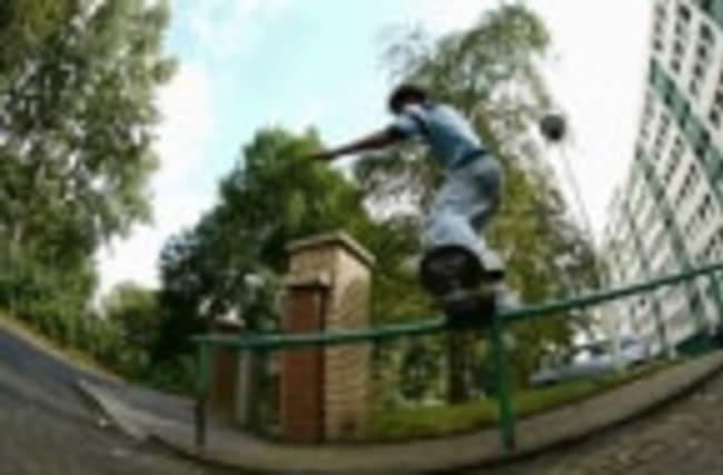 Sidewalk x adidas Skateboarding - 'Touring'.