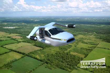 US company to launch flying car in as little as 12 years