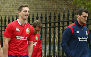 North ready to make up for lost time with Lions