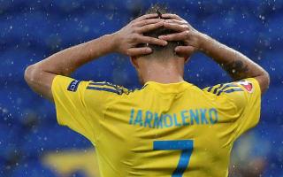 Fomenko questions players' desire as Ukraine crash out
