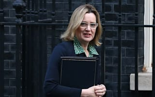 Amber Rudd urges peers to leave Brexit Bill intact